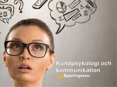 Kundpsykologi och kommunikation | Inlägg av Stefan Sperlingsson | Lär dig bygga kundnöjdhet | Ring Sperlingsson direkt → → 0733-850216