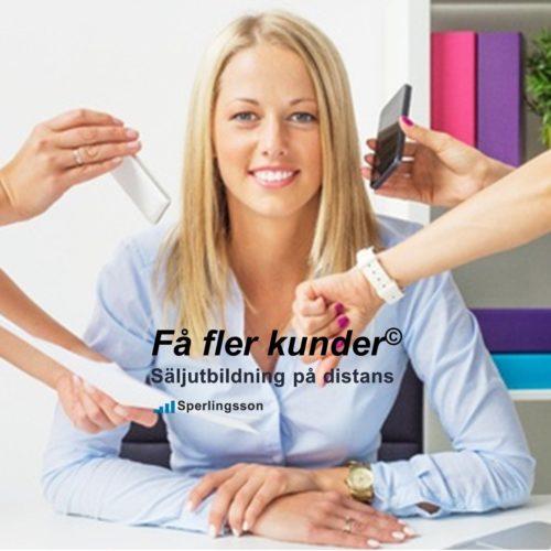 Säljutbildning Få fler kunder | Stefan Sperlingsson | Lär dig bygga kundnöjdhet | Ring Sperlingsson direkt → → 0733-850216