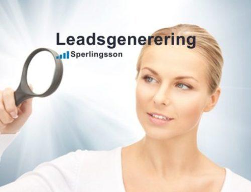 Leadsgenerering genom säljträning av din kunddialog