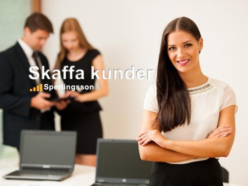 Skaffa lönsamma kunder | Inlägg av Stefan Sperlingsson | Lär dig bygga kundnöjdhet | Ring Sperlingsson direkt → → 0733-850216