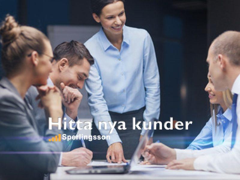 Hitta nya kunder genom att prioritera och fokusera | Inlägg av Stefan Sperlingsson | Lär dig bygga kundnöjdhet | Ring Sperlingsson direkt → → 0733-850216