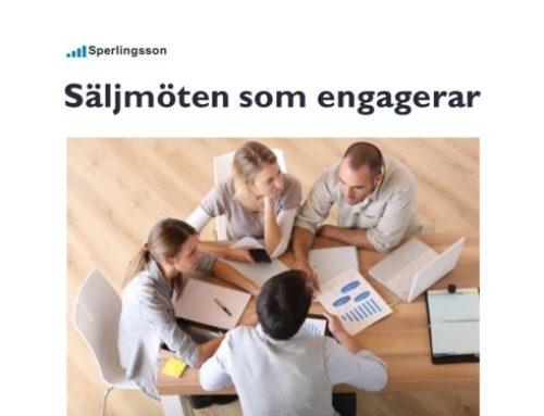 Säljmöte tips för säljmöten som engagerar