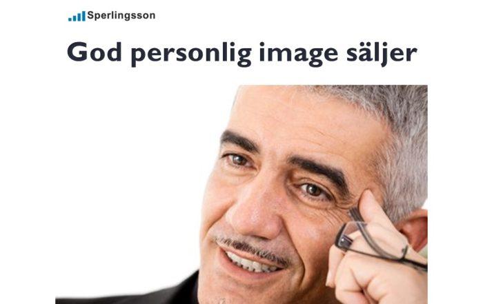 Självkännedom betyder bättre image och ökad försäljning | Inlägg av Stefan Sperlingsson | Lär dig bygga kundnöjdhet | Ring Sperlingsson direkt → → 0733-850216