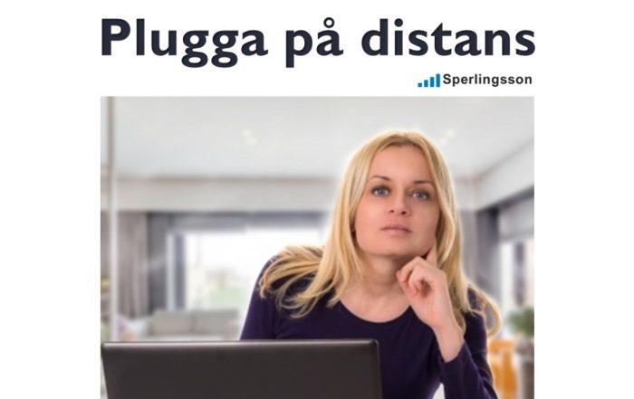 Läsa på distans | Inlägg av Stefan Sperlingsson | Lär dig bygga kundnöjdhet | Ring Sperlingsson direkt → → 0733-850216